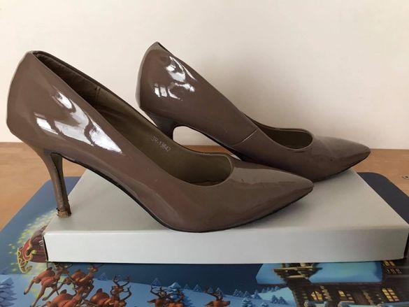 Дамски елегантни обувки 40 номер