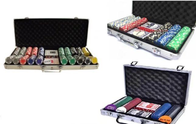Poker servieta aluminiu 200, 300, 500 jetoane chips INSCRIPTIONATE