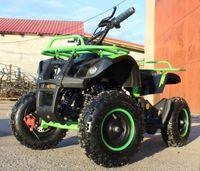 Mini ATV electric NITRO Torino Quad 1000W 36V LITHIU-ION #Verde