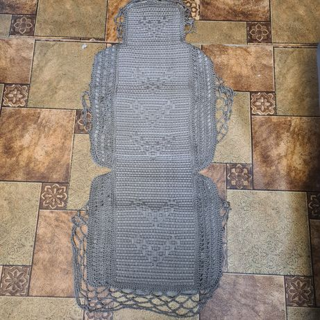 Чехлы на минивэн или седан плетеннные