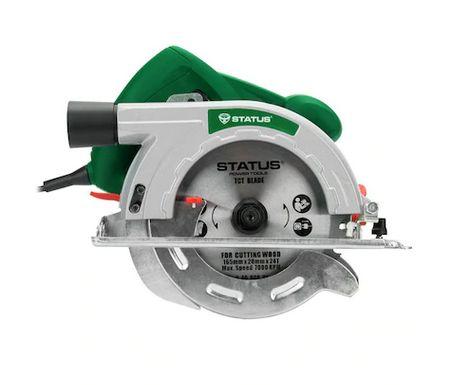 Fierastrau circular STATUS CP190C, 1400 W, 5000 RPM, 65 mm