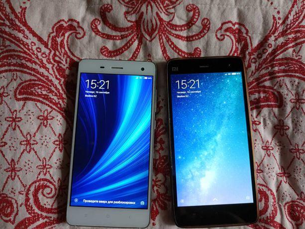 Продам смартфоны XIAOMI Mi 4W  и Mi 4LTE