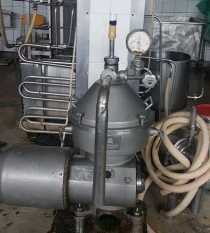 Vand utilaje fabrica de lapte