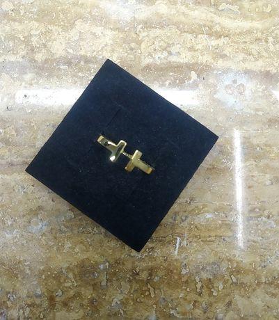 Кольцо золотое 750-проба.