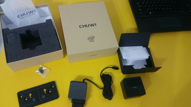 Mini PC All in One LarkBox NOU SIGILAT Intel 2.5Ghz 6GB ram suport SSD