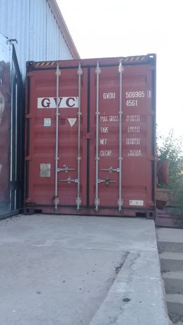 Морской контейнер 40