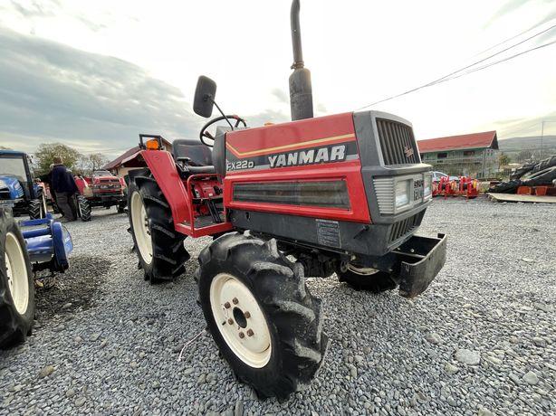 Tractor Tractoras Japonez Yanmar FX 22 DT