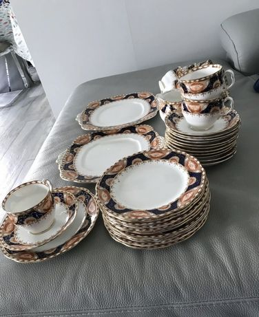 Set 12 persoane Royal Albert Crown China Imari Pattern 7642