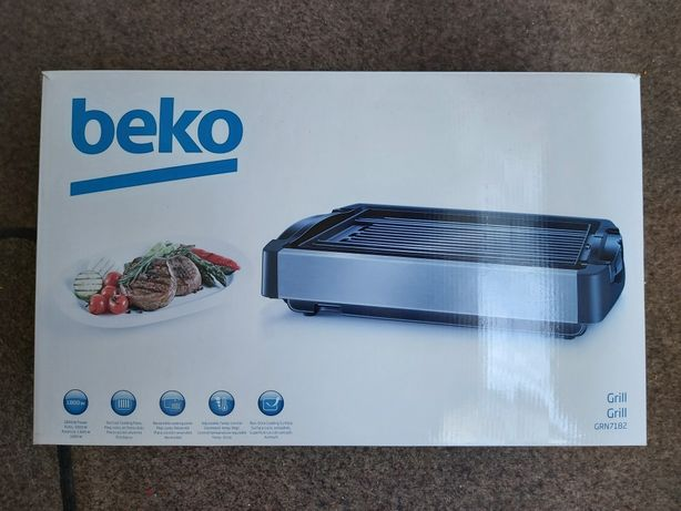Grill electric BEKO GRN7182