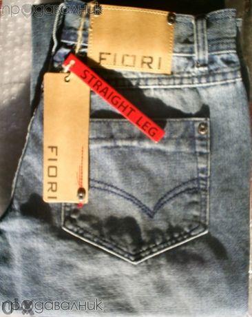 Нови мъжки дънки Fiori