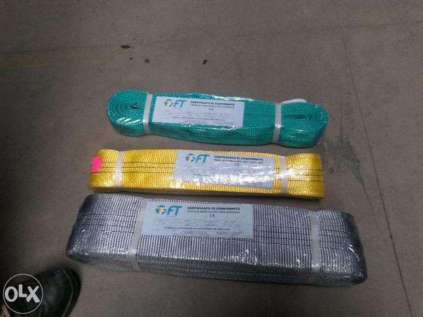 Chingi/fase textile pentru ridicat