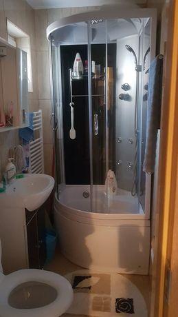 Cabină de duș cu hidromasaj