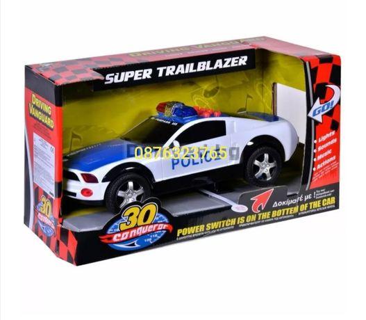 Детска полицейска кола със звук Детски играчки играчка