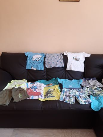 Lot haine baieti 1-3 ani