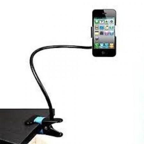 Suport telefon sau gps pentru pat birou
