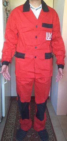 Чисто ново работно облекло, лятно и зимно, 100% памук.