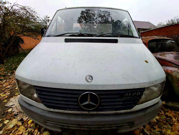 Mercedes Sprinter basculabil