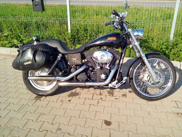 Harley Davidson FXDX Dyna Super Glide Sport 2 buc