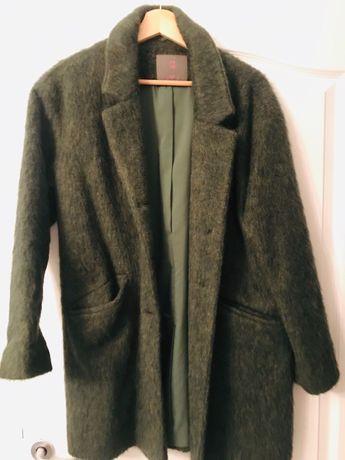 Palton de lana cu captuseala
