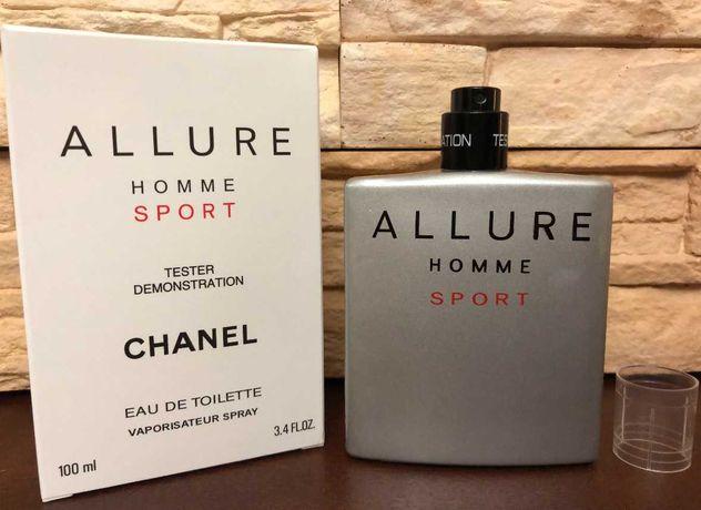Парфюм Chanel Allure Homme Sport 100ml по доступной цене