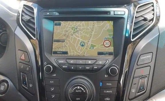 Карти Навигация за KIA и Hyundai -Пълно покритие на БГ и Европа флашка