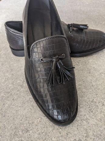 Кожени обувки Гидо