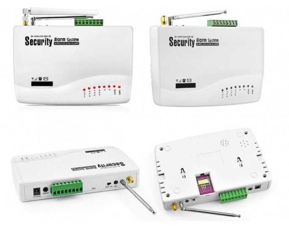 Беспроводная Охранная GSM сигнализация комплект