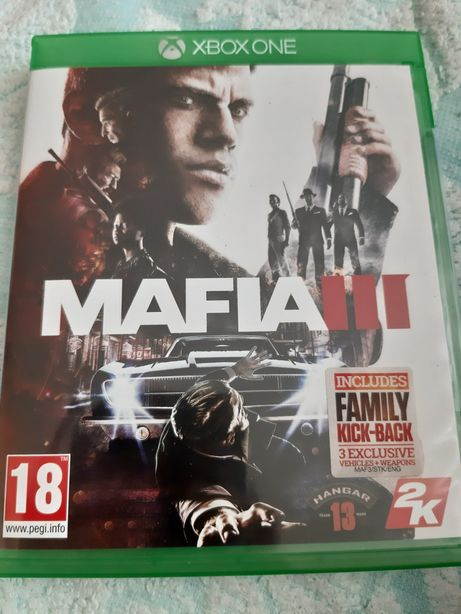 Vand MAFIA 3 Xbox one