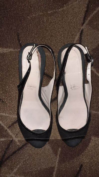 sandale catifea Orsova - imagine 1