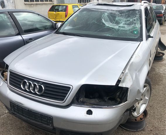 Audi A6 2.5tdi quattro