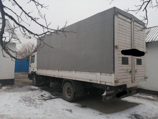 Борт грузовой ман