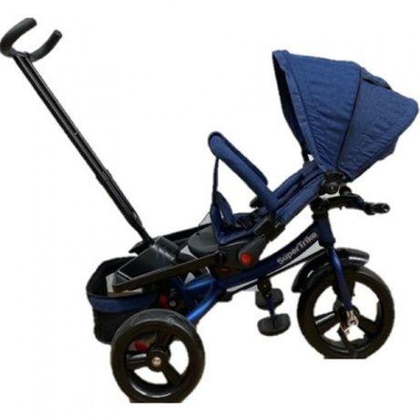 Tricicleta cu scaun reversibil si pozitie de somn