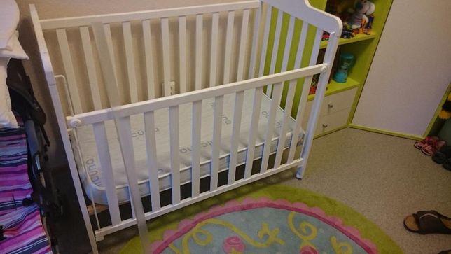 Детская кроватка (кровать) Micuna Lucia Luxe 120х60 см