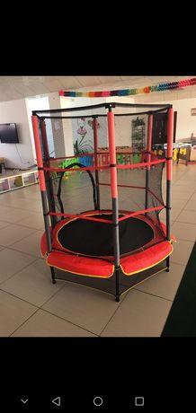 Акция! Детский батут с защитной сеткой по Супер-цене