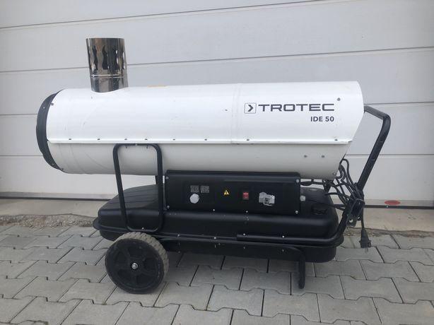 Tum de Caldura pe Motorina TROTEC ID 50 Fabricatie 2016