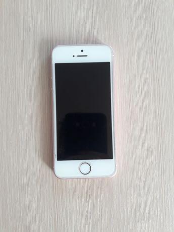 Продам iphone se rose gold 64gb