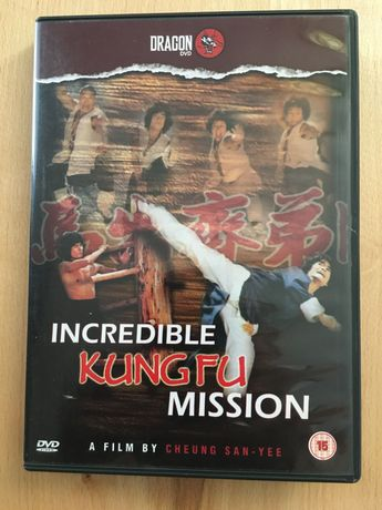 Dvd Incredible cung fu mission