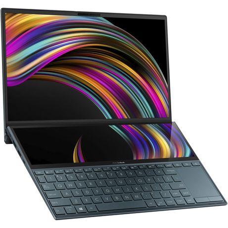 Laptop ASUS ZenBook Duo 14  Intel(R) Core i7-10510U, 16GB RAM, 512GB