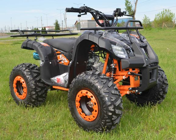 ATV BAD 125cc Titan Nou cu garantie Import Germania