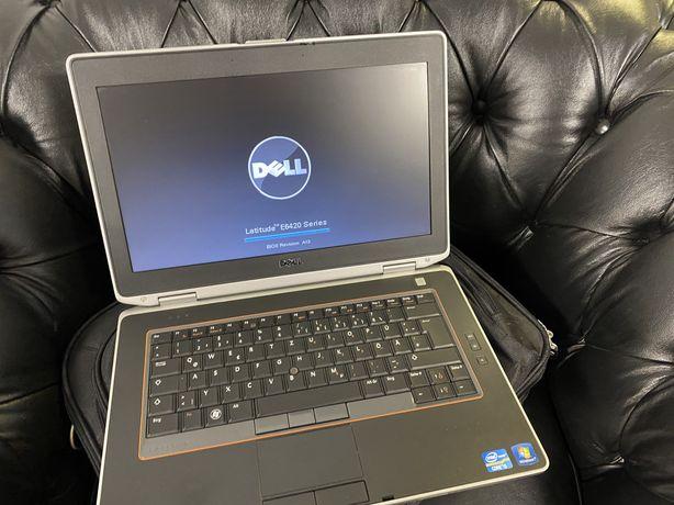 Laptop dell latitude E6420 / SSD 500 Gb / Functioneaza perfect |