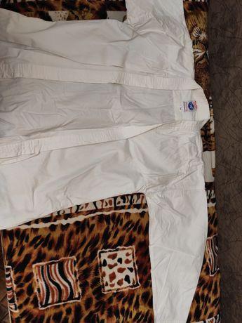 Продам белый кимоно