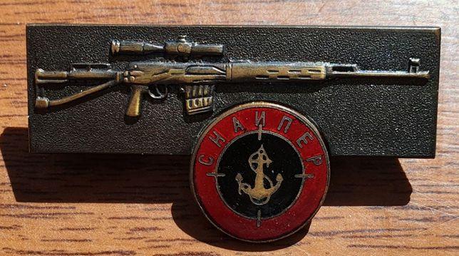 Снайпер ВМФ тяжелый