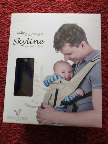 Cangaroo Baby carrier Skyline