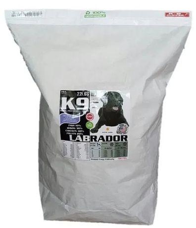 Храна за кучета K9 PRO LABRADOR 10кг. made in usa