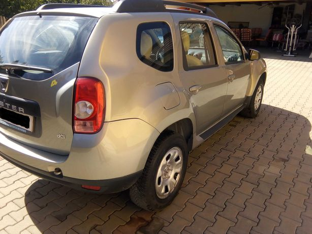 Duster 1.5 dci 4×4 110 cp 2012