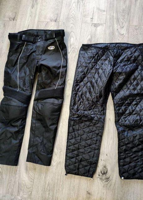 Pantaloni moto textil