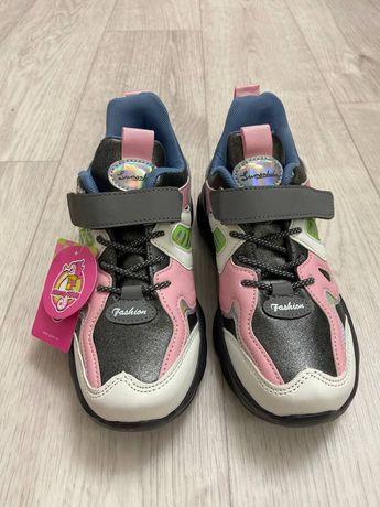 новое детское осеняя кроссовки