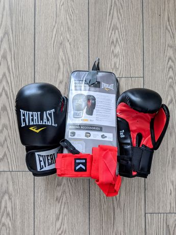 Manusi noi box Everlast 8 OZ