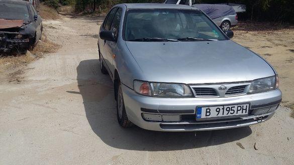 Нисан Алмера 2.0 Д 1998 г. на части - Nissan Almera 2.0 D на части