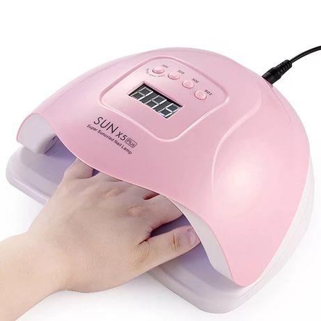 UV лампа за гел лак 120 w42led и Розова UV Лампа за гел лак 110W,36Led